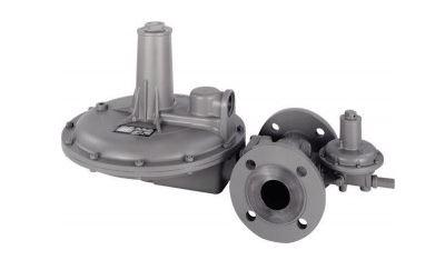 Регуляторы давления газа серии 133 и 233 ITRON купить в наличии и по низким ценам