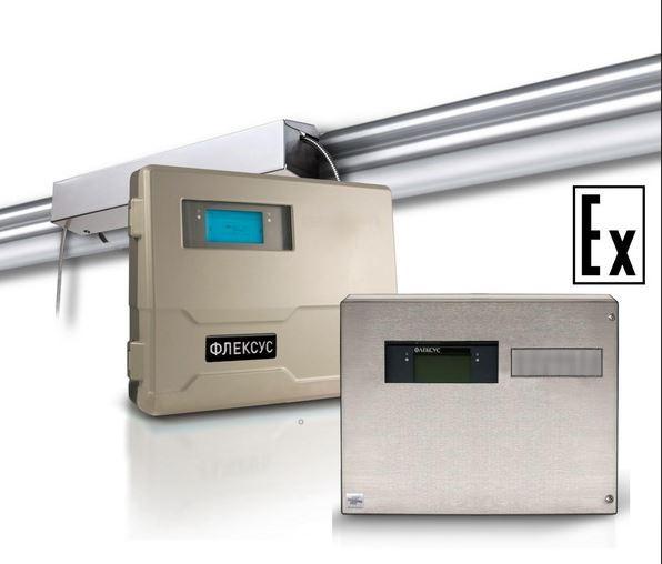 ФЛЕКСУС-F721,-F721Ex ультразвуковой расходомер купить в наличии и по низким ценам