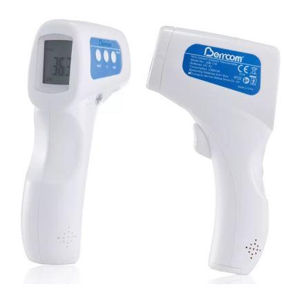 Термометр бесконтактный инфракрасный JXB-178 купить в наличии и по низким ценам
