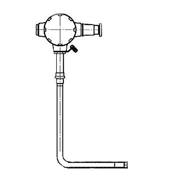 СЖУ-1(УСУ-1)-ИЗ сигнализатор с изогнутым ЧЭ
