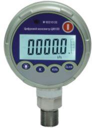 Цифровой манометр ЦМ100 купить в наличии и по низким ценам