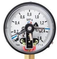 ЭКМ-05 манометр электроконтактный цифровой