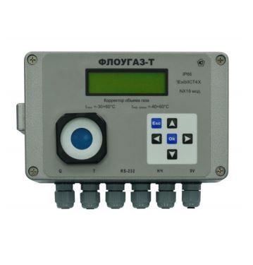 Корректор объема газа Флоугаз-T(PTZ/TZ)