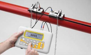 Portaflow PF330, PF220 портативные расходомеры жидкости без врезки