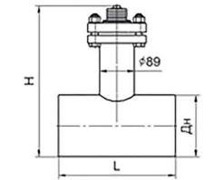 Индикаторы коррозии ИКТ-60-159...720, рисунок
