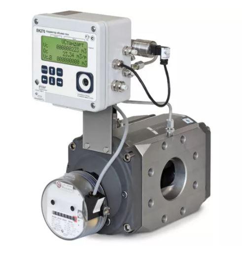 Измерительные комплексы учета газа СГ-ЭКВЗ-Р (RABO G16-G400 + ЕК270)