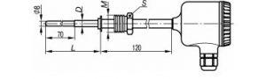 Термометры сопротивления ДТС-055М-RS, рисунок