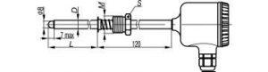 Термометры сопротивления ДТС-095М-RS