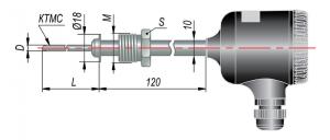 Рисунок термопар ДТП-285М-RS