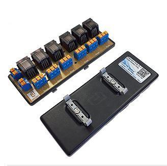 Коммутатор Decast Hub 6.1 (RJ45-RS485)+12imp