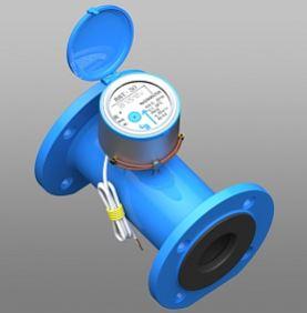 ВВТ-50...200 счетчики воды с импульсным выходом