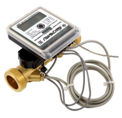 Пульсар-У-IoT Ду 15…200 умный счетчик воды метрологического класса С