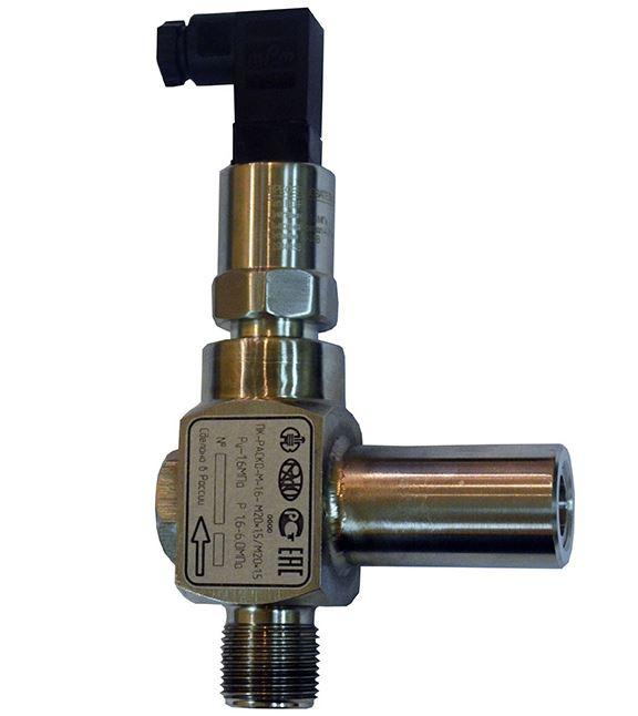 Предохранительный клапан ПК-РАСКО-М