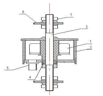 Конструкция датчика тока ДТУ-03