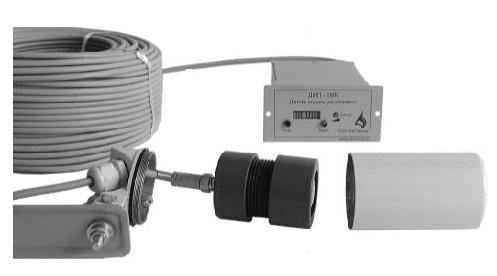 Датчик ФДЧ-УМ.2 в герметичном термокожухе