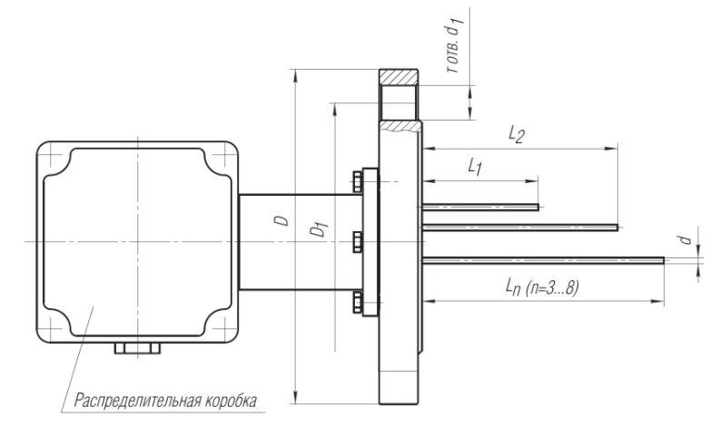 Термопреобразователь ТПС-403