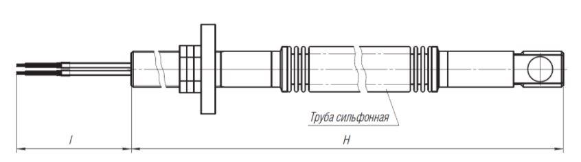 Термопреобразователь ТПС-404