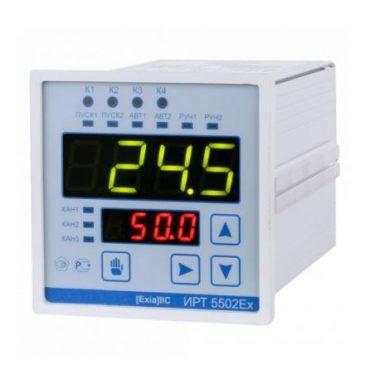 ПИД-регулятор температуры ИРТ-5502