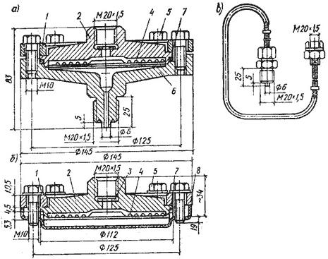 защитно-разделительное устройство ЗРУ-РМ-Мод-55004