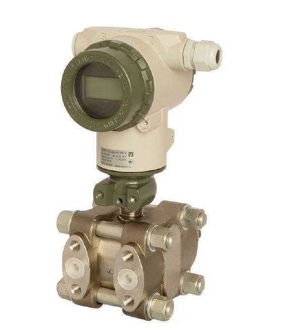 Датчик разности давления со встроенным индикатором Корунд-ДД-001МН-И