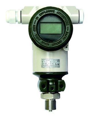 Датчики давления Корунд-ДИ/ДА/ДР/ДИВ-001МН-И со встроенным индикатором и выходом HART