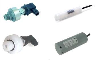 Датчики давления Корунд-ДИ/ДИГ/ДИВ-001М-55Х(-550, -552, -553, -555, -557, -558) для агрессивных сред