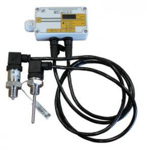 Измеритель-регистратор давления и температуры EClerk-M-01/11-6/25/60