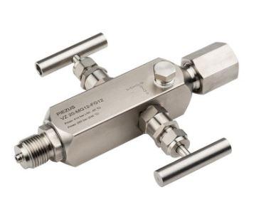Двухвентильный клапанный блок VZ-20-M