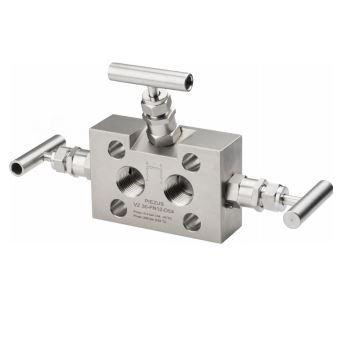 Трехвентильный клапанный блок VZ-30