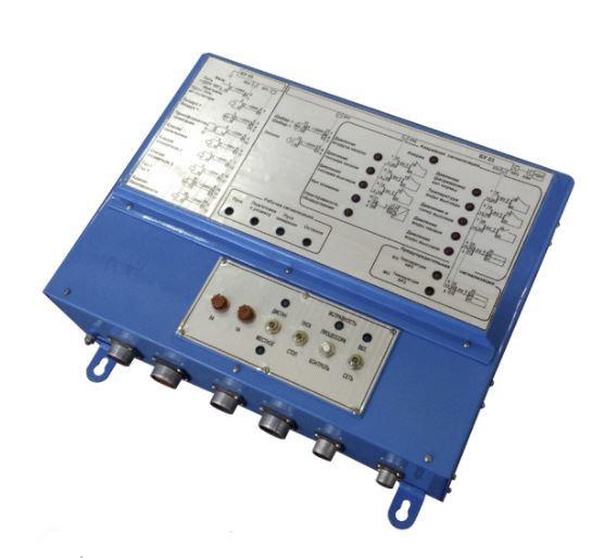 Блок управления БУ-03 для одногорелочных котлов