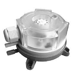 PS-500/2000-L дифференциальные реле давления