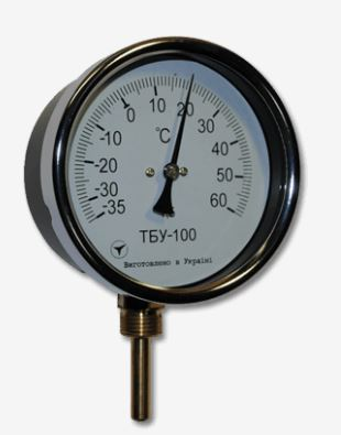 Термометр ТБУ-100