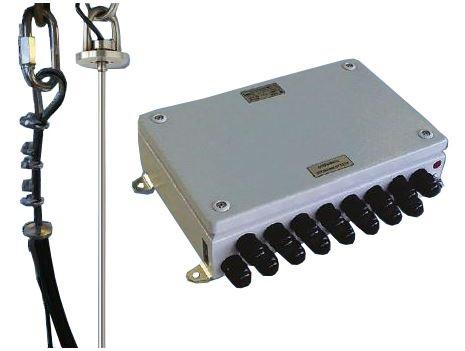 Устройство контроля температуры УКТ-12