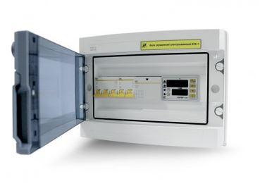 Блок управления электрокаменкой БУК-1