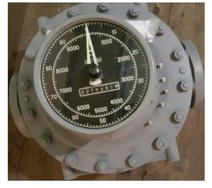 Счетчик жидкости (нефтепродуктов) СЖШ-1000м (Ду80)